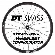 DT Swiss Custom Handbuilt Straightpull Wheelset Configurator