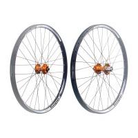 Wheelset based on HOPE PRO 4 hubs
